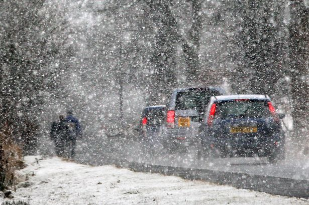 Could the Wirral see snow like in 2010 ?