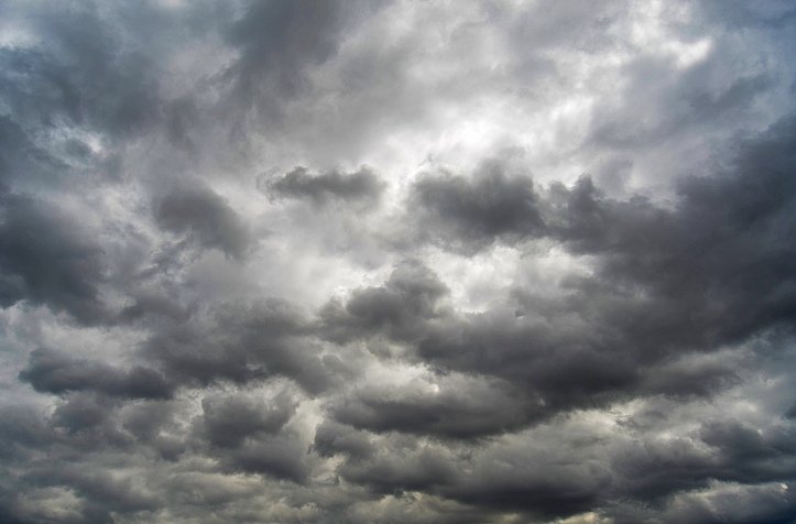 Cloudier weather on the way