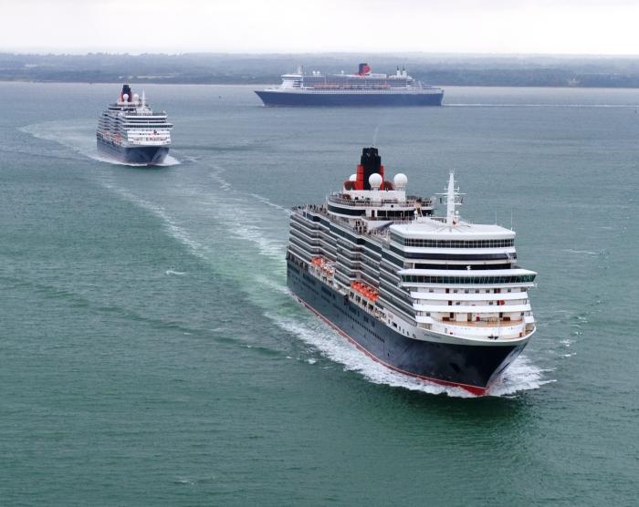 Credit: Cunard Lines
