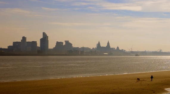 Liverpool in the sun
