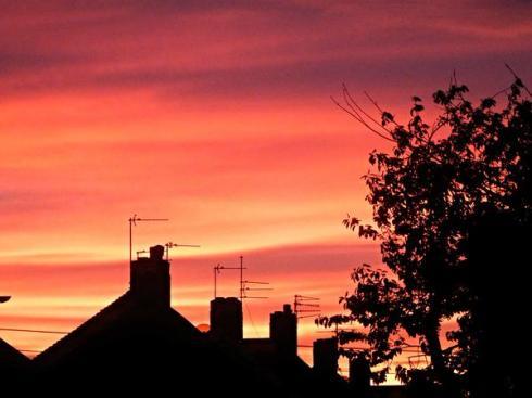 Liverpool Sunset - @ustvmad