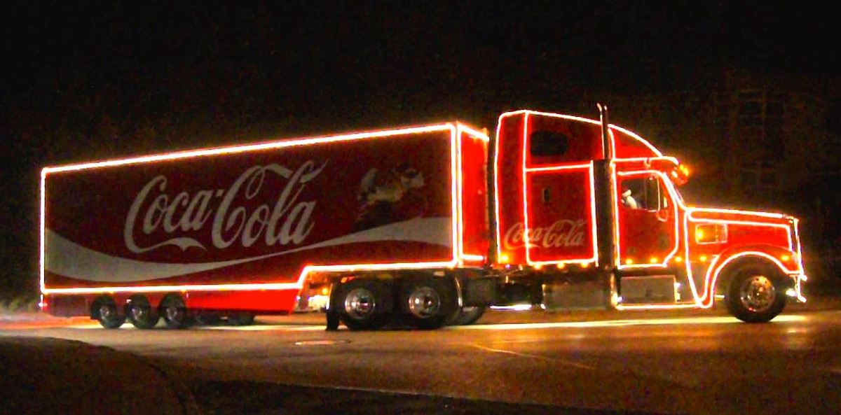 Here's when the Coca-cola truck will be visiting Liverpool this Christmas