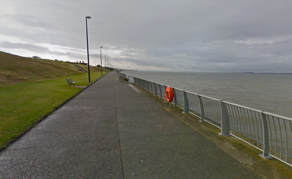 Man rescued from the River Mersey in Otterspool