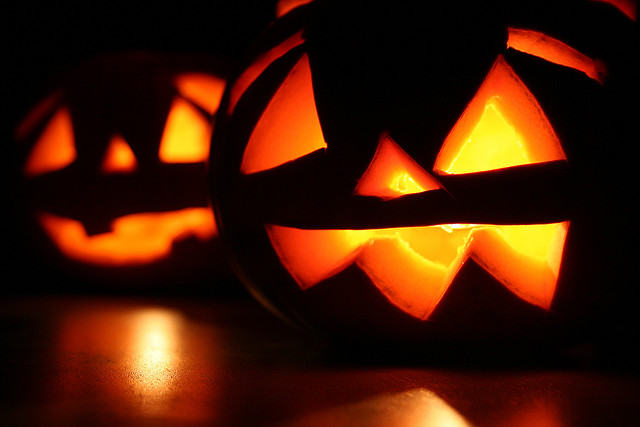 It's Halloween on Saturday - Let us know what you're up to!