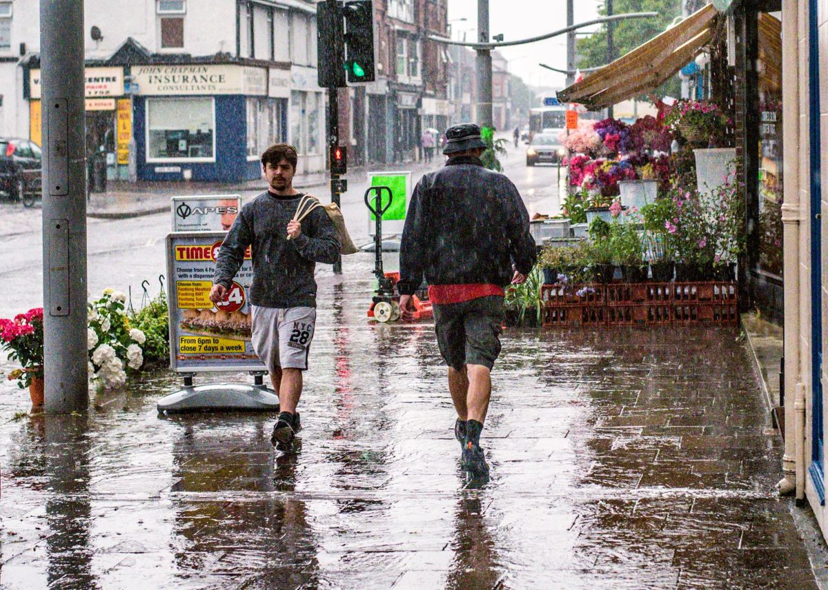 There's a lot of rain on the way for Merseyside and here's how long it will last