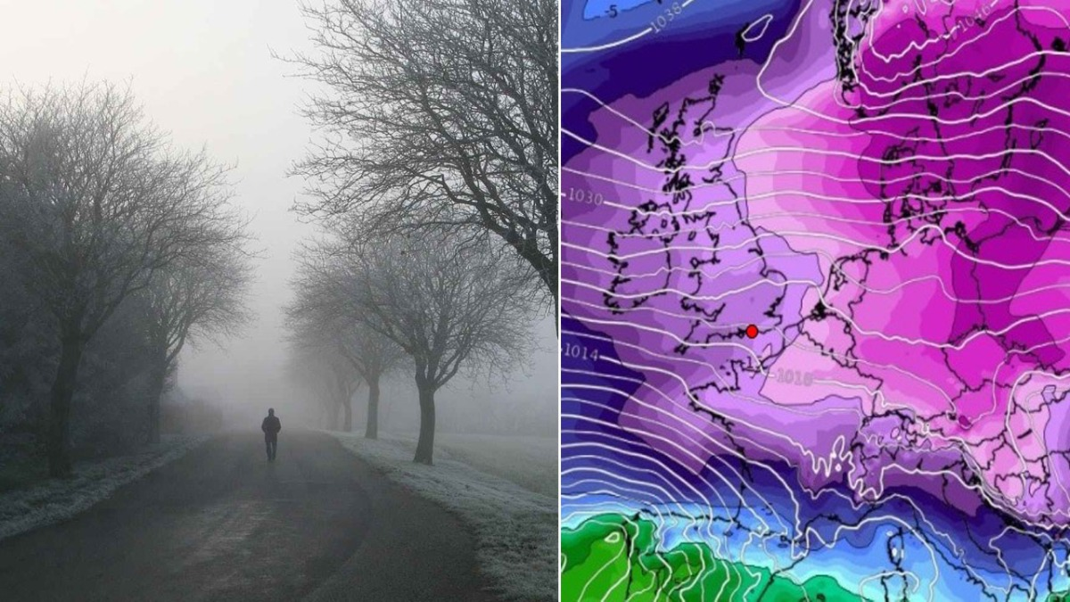 What is the beast from the east and how will it affect Merseyside ?