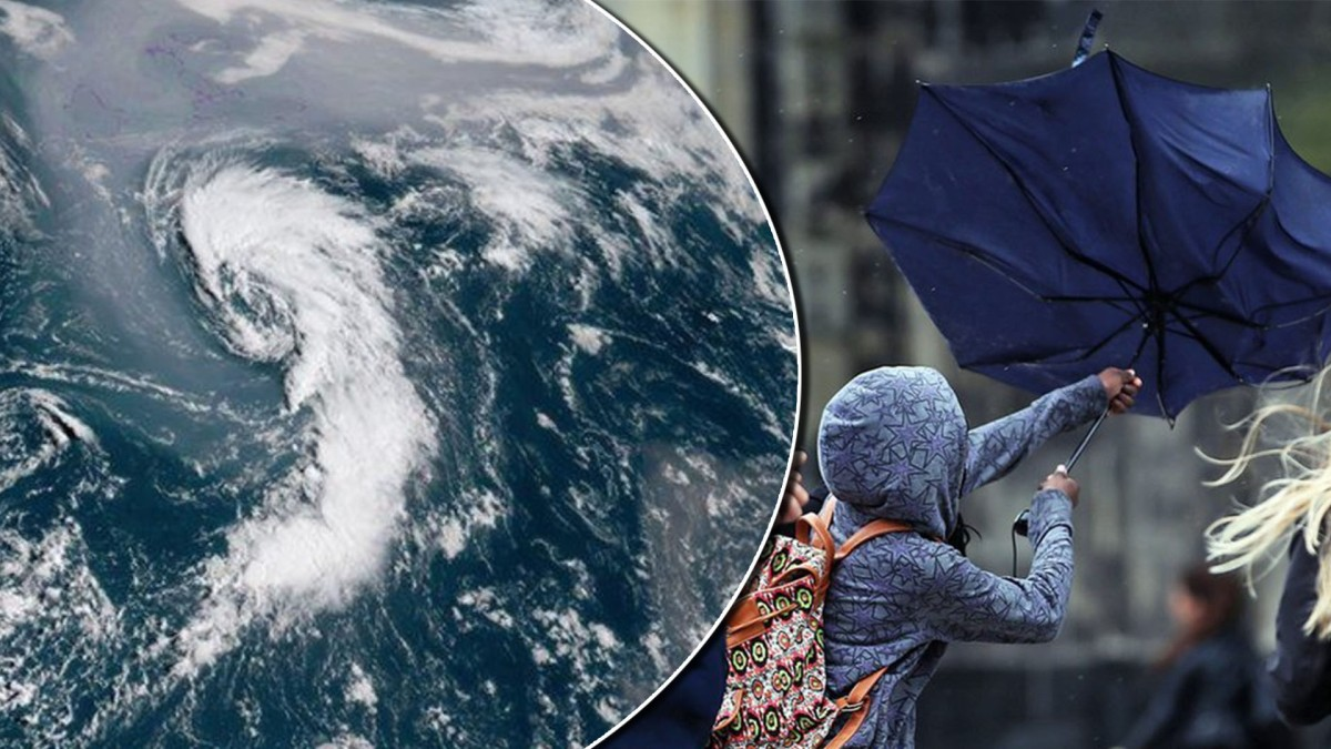 The remnants of sub-tropical storm Ernesto will hit Merseyside this weekend